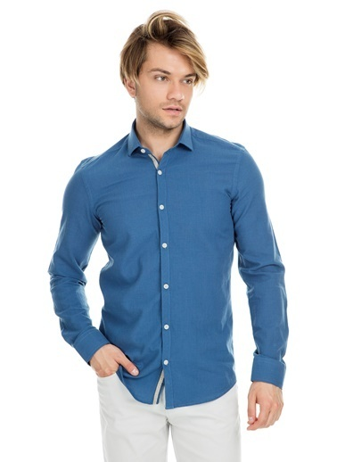 Buratti Gömlek İndigo